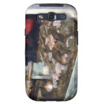Wrenches and Oil Can Galaxy SIII Cases