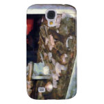 Wrenches and Oil Can Samsung Galaxy S4 Cases