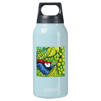 Wrenoir Green 10 Oz Insulated SIGG Thermos Water Bottle