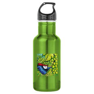 Wrenoir Green Water Bottle