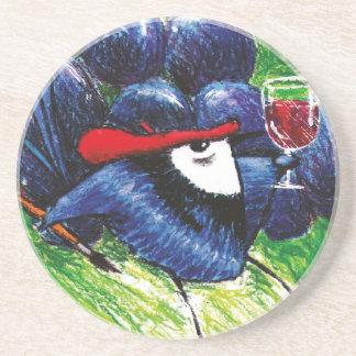 Wrenoir Red Wine Coasters