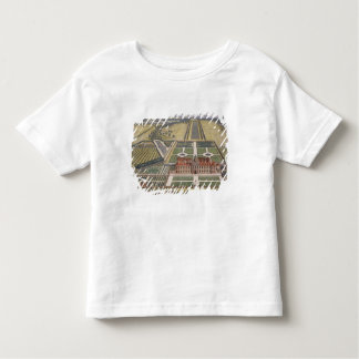Wrest House in Bedfordshire engraved by Johannes K Toddler T-shirt