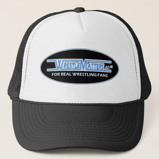 WrestleMatters.com Hat
