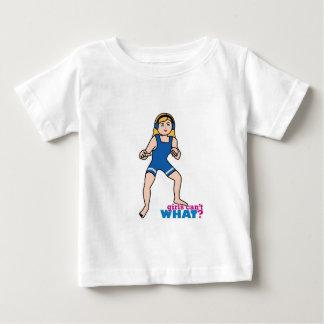 Wrestler - Light/Blonde Baby T-Shirt