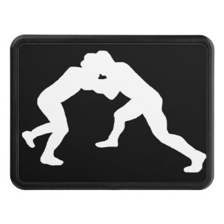 Wrestler's hitch cover