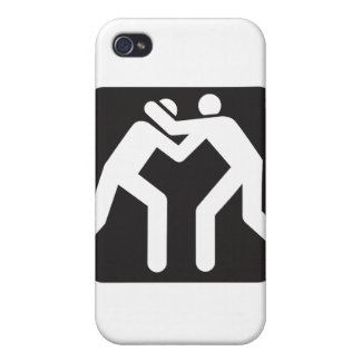 Wrestlers Icon iPhone 4 Cases