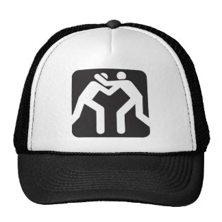 Wrestlers Icon Trucker Hat