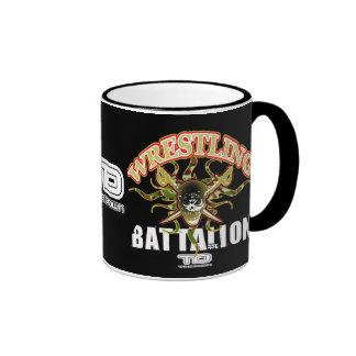 wrestlers mug