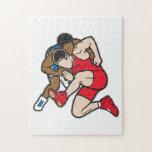 Wrestlers Puzzles