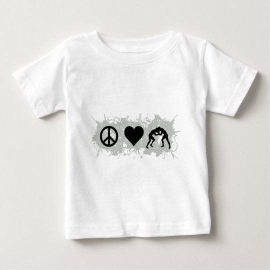 Wrestling 1 baby T-Shirt