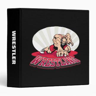 Wrestling! 3 Ring Binders