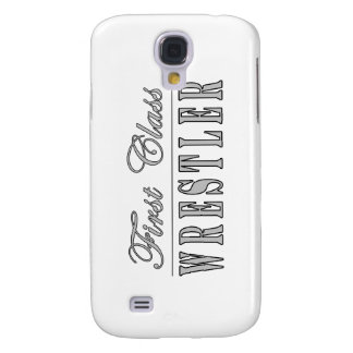 Wrestling and Wrestlers First Class Wrestler Galaxy S4 Case