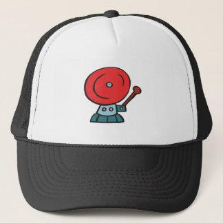 Wrestling Bell Trucker Hat
