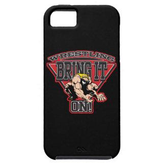 Wrestling Bring It On iPhone SE/5/5s Case