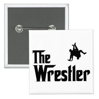 Wrestling Button