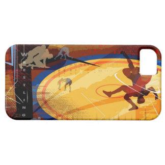 Wrestling iPhone 5 Cases
