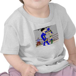 Wrestling Chair Slam Tshirts