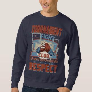Wrestling championship sweatshirt