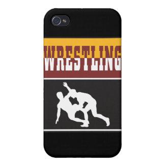 wrestling design case for iPhone 4