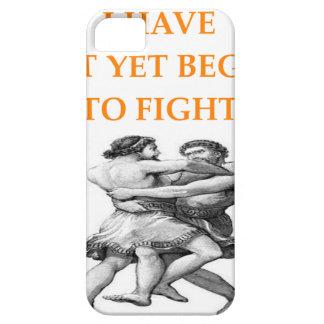 wrestling iPhone SE/5/5s case