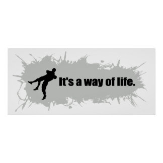 Wrestling is a Way of Life Poster