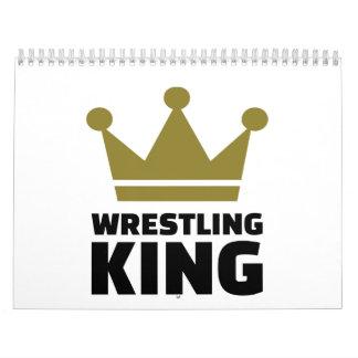 Wrestling King champion Calendar