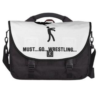 Wrestling Laptop Bag