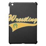 wrestling logo cover for the iPad mini
