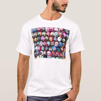 Wrestling Masks T-Shirt