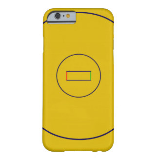 Wrestling Mat Barely There iPhone 6 Case