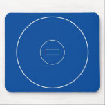 "Wrestling Mat Mouse Pad<br><div class=""desc"">wrestling mat mousepad greco roman freestyle wrestle pin</div>"