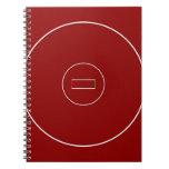 Wrestling Mat Notebook