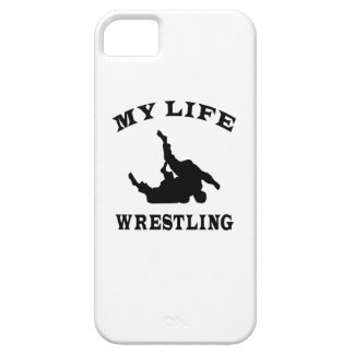 Wrestling My Life iPhone SE/5/5s Case