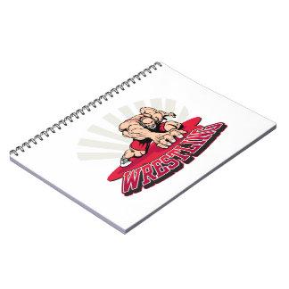 Wrestling! Notebooks