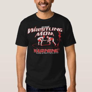 Wrestling Shirt for proud Moms