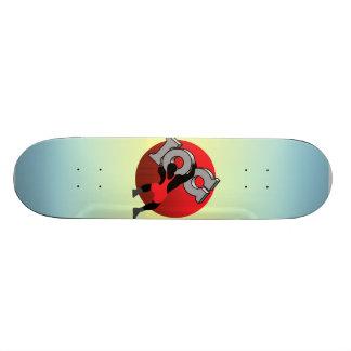 wrestling skateboard