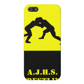 Wrestling team phone cover