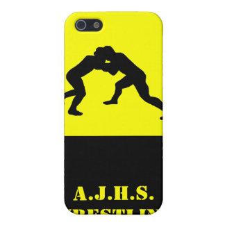 Wrestling team phone cover