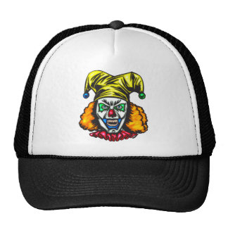 Wretched Evil Clown Trucker Hat