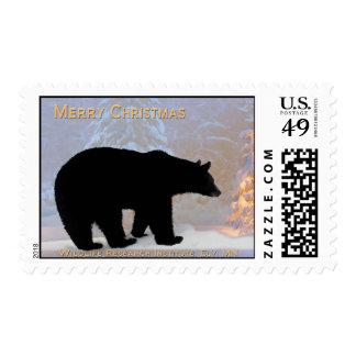 WRI Christmas 2011 Alternate Postage Stamp