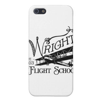Wright Bros. Flight School iPhone SE/5/5s Cover