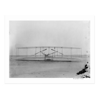 Wright Brothers 1903 Machine (front view) Postcard