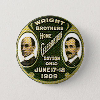 Wright Brothers - Button