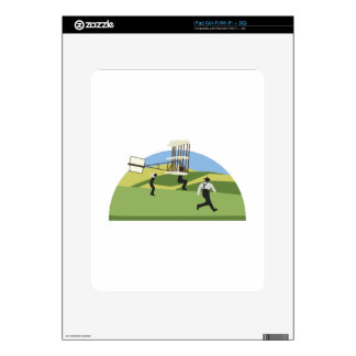 Wright Brothers Decal For iPad