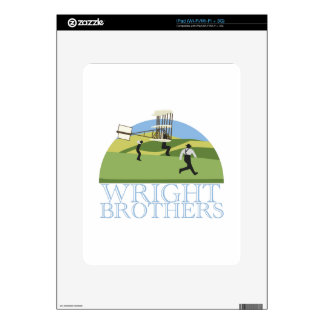 Wright Brothers Decals For iPad