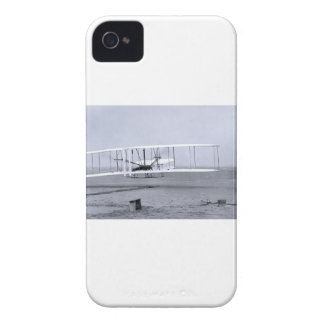 Wright Brothers' First Airplane Flight in 1903 iPhone 4 Case-Mate Case