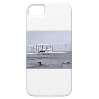 Wright Brothers' First Airplane Flight in 1903 iPhone SE/5/5s Case