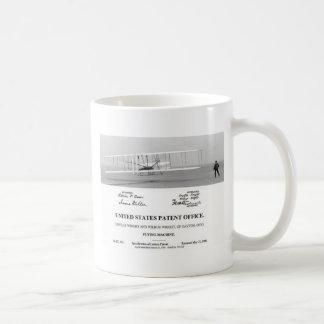 Wright Brothers Flying Machine Coffee Mug