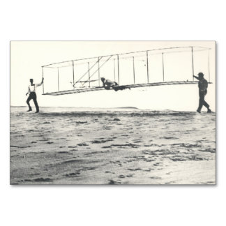 Wright Brothers' Glider Tests Card
