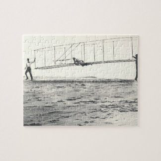 Wright Brothers' Glider Tests Jigsaw Puzzle